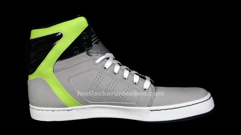 Adidas High Tops Footlocker