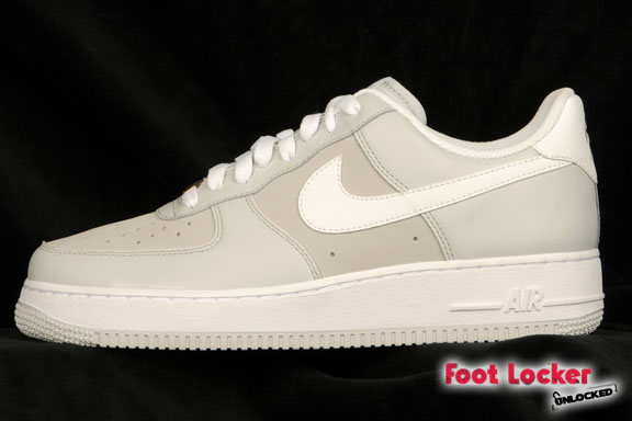 Nike Air Force 1 – Neutral Grey Set