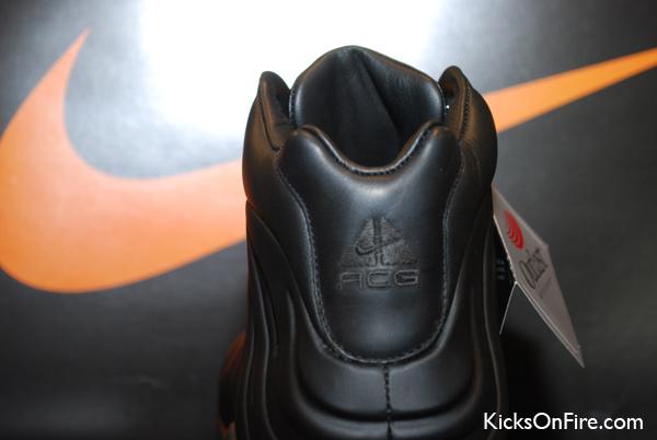 Nike Air Max Foamdome Boot Acg Black Foot Locker Blog