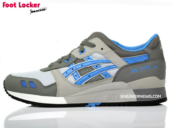 asics gel lyte iii foot locker