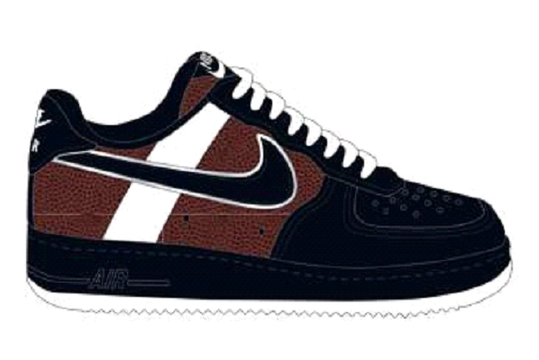 Super Bowl Inspired Air Force One Foot Locker Blog