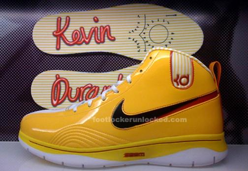 Nike basketball shoes kd 1