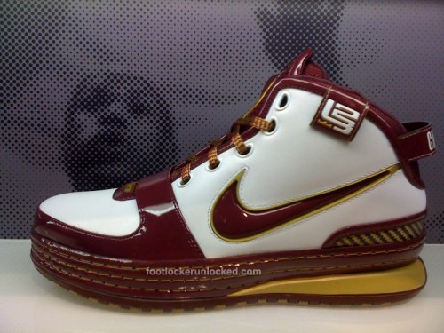 Nike zoom lebron 6 christ the king Shoes blue
