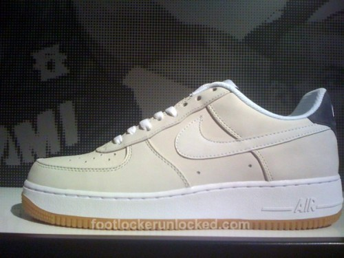 916b48e48fb8 Air Force 1 Premium Light-Bone White Anthracite at House of Hoops ...