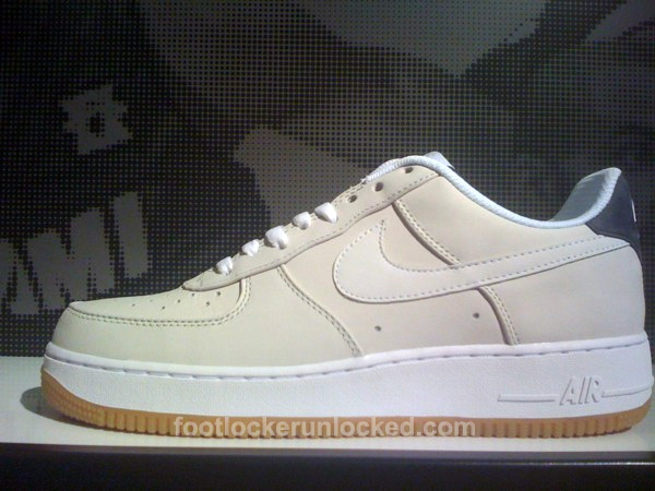 Retro Nike Air Force 1 Af1 Yellow Transparent Clear See Thru