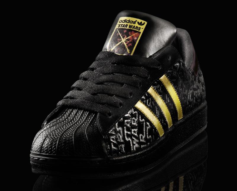 adidas superstar star wars darth vader