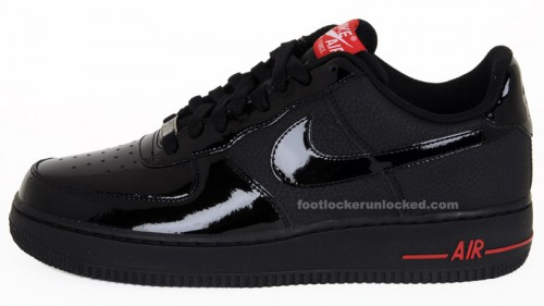 Nike Air Force 1 Casier 07 Pieds