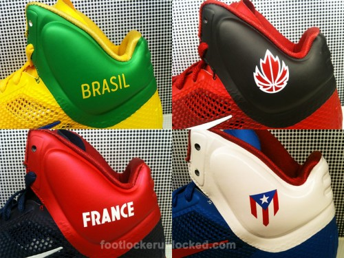 House of Hoops FIBA World Championship Releases 8/4