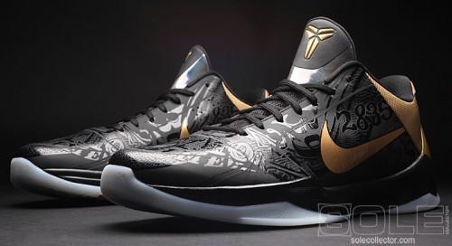 Nike Zoom Kobe V Big Stage Confirmed Release Details Foot Locker Blog