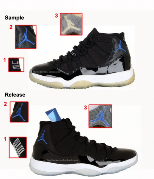 best sneakers 8cff0 d3ea4 What Changed on This Sample  Space Jam, the Answer – Foot Locker Blog