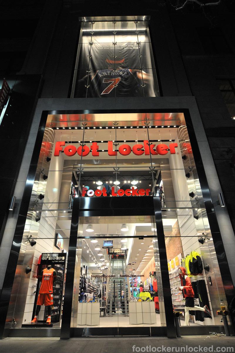 New foot locker on 34th st nyc store photos foot locker blog