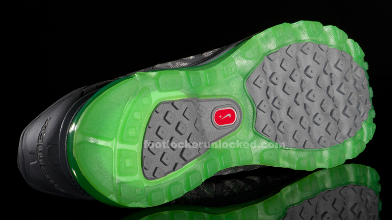 Nike Air Max 2011 Cool Grey/Green u2013 Foot Locker Blog