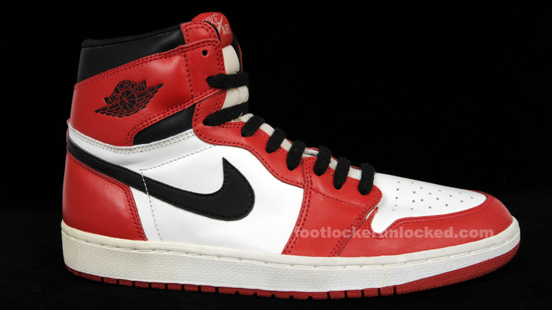 The Sample Closet: Air Jordan Retro 1 – Foot Locker Blog