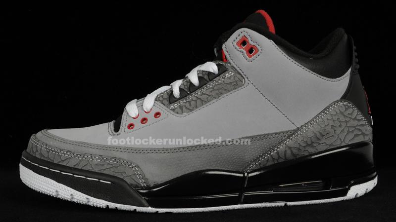 Air Jordan Retro 3 Stealth Midnight Release – Foot Locker Blog