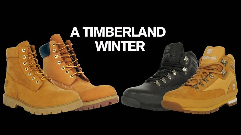 timberland at foot locker