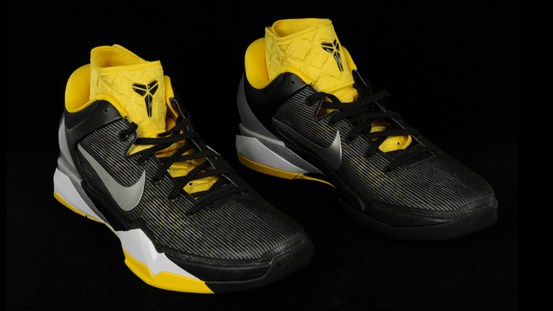 The Kobe 7 is a system.