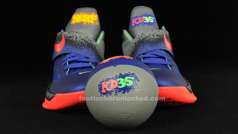 buy online 106fe a786a KD 4 Nerf – Foot Locker Blog