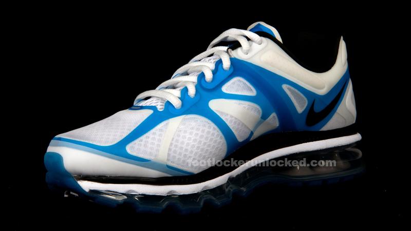 2012 Nike Air Max Blue