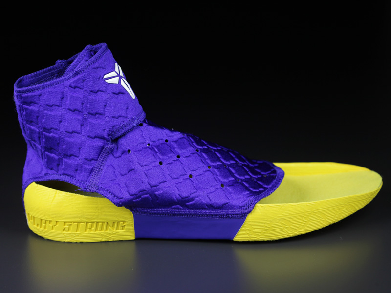 NIKE ZOOM KOBE VII SYSTEM SUPREME – PLAY FAST OR PLAY ...