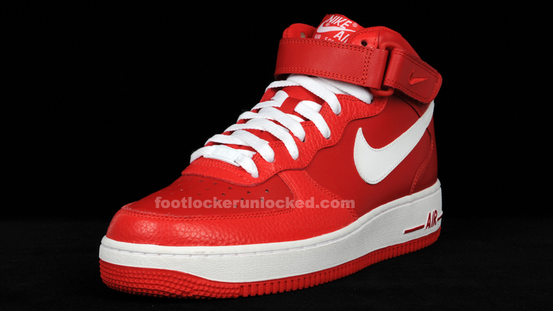 Hottest Month Ever Release Nike Air Force 1 Mid Foot Locker Blog