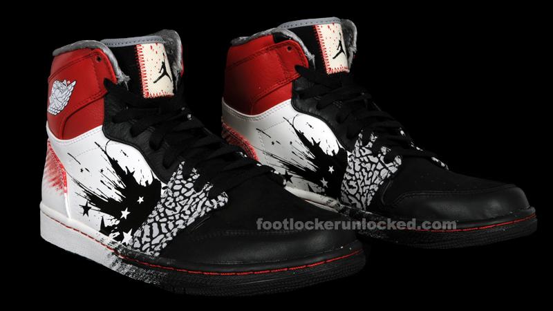 Air Jordan 1 Dave White – Foot Locker Blog c6c9a9b8a5d5