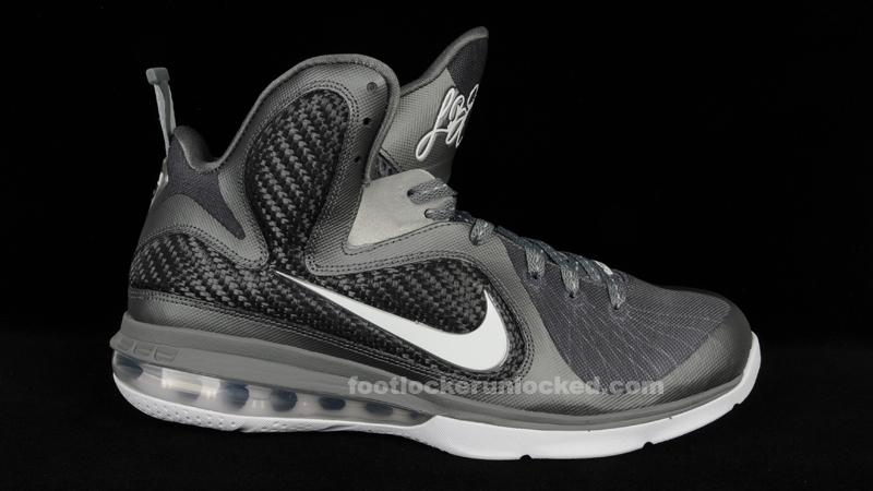 grey lebron 9