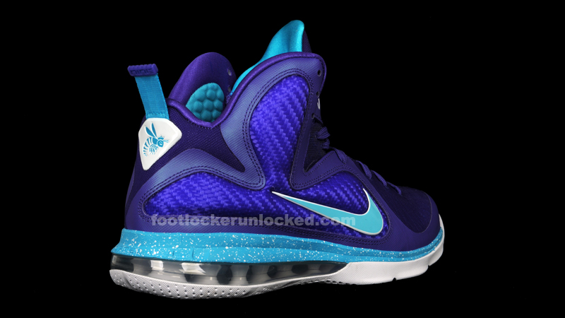 Lebron 9 Hornets Socks Nike Lebron 9 Summit L...