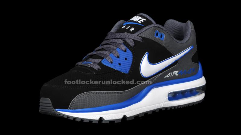 nike air max wright black grey soar blue