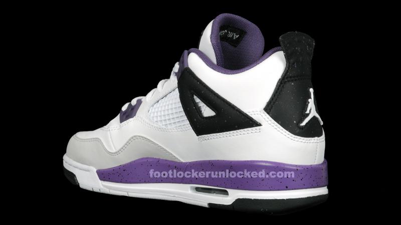 Jordan Retro IV Ultraviolet – Foot Locker Blog