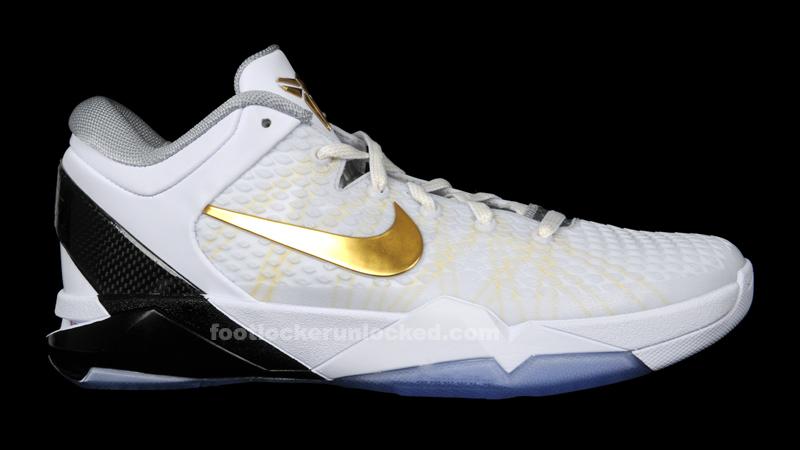 "classic fit d9e9a 3aed8 ... Nike Kobe VII Elite ""Home"" – Foot Locker Blog ..."