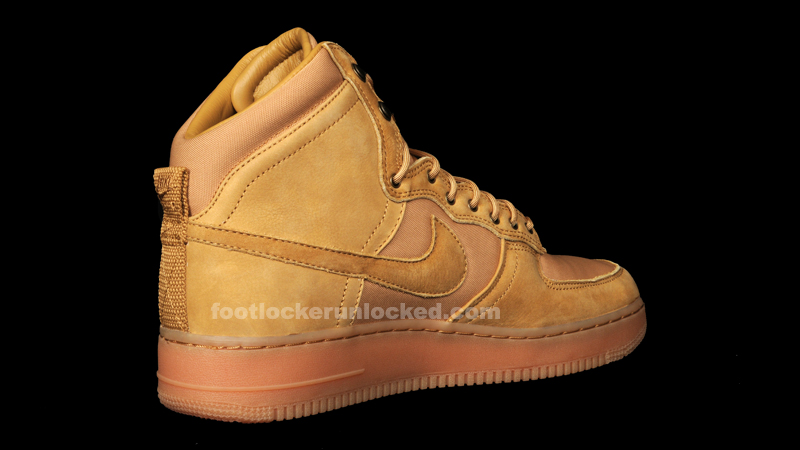 Nike Air Force 1 High DCN Military Boots
