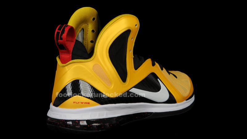 Nike LeBron 9 PS Elite Taxi Foot Locker Blog