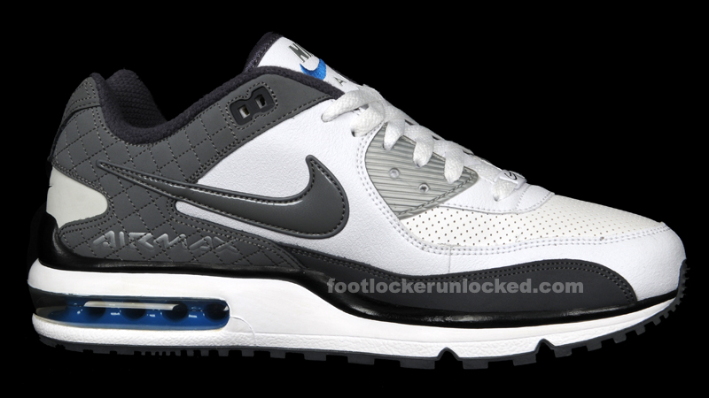 nike air max wright white grey