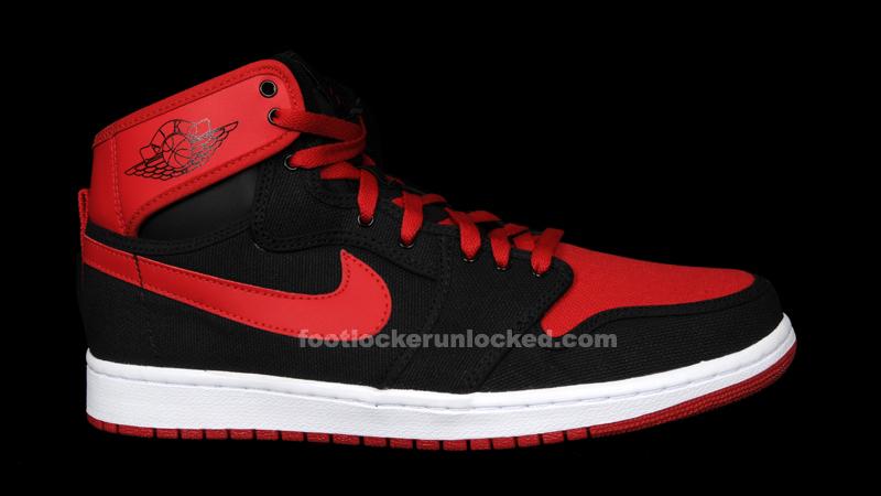 Jordan Retro 1 KO Canvas Pack – Foot Locker Blog 5ecc900118b6
