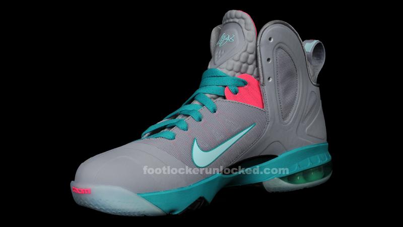 Nike LeBron 9 PS Elite South Beach Miami Vice