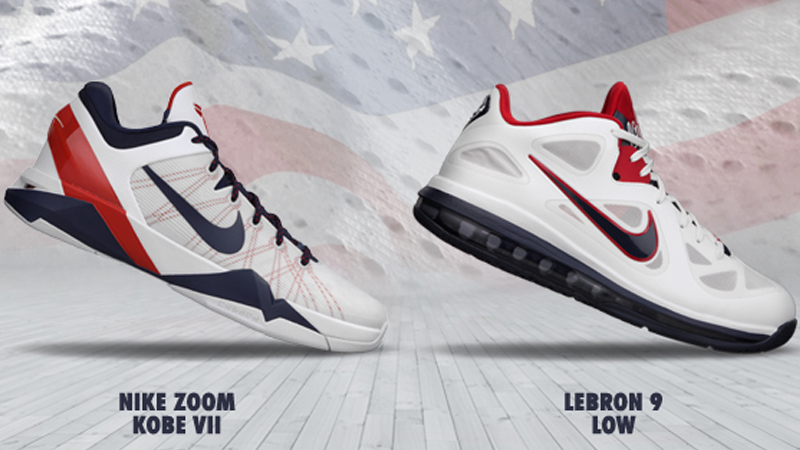 Nike USA Basketball Pack