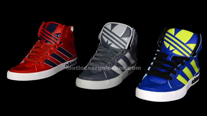 5aa4d9163321 adidas Originals Top Court HI – Foot Locker Blog