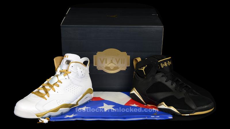 """Jordan """"Gold Medal"""" Pack – Foot Locker Blog 0a98c9a9f"""