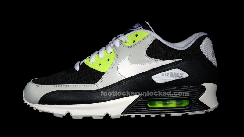 nike air max 90 wit footlocker