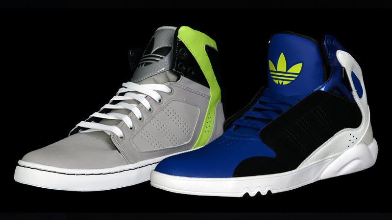 Adidas Originals High Tops