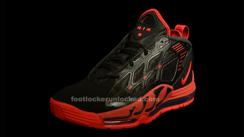 huge discount 387d9 e5cfb Nike Air Max Pillar Black/Sport Red – Foot Locker Blog