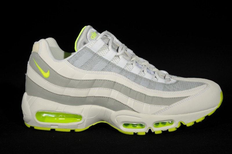 pretty nice 61056 66895 ... australia grey air max 95 cool grey on foot 5a887 e6453