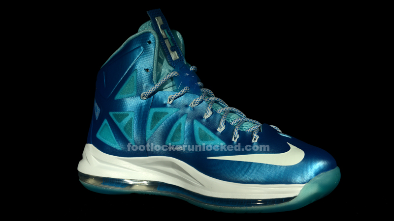 b57b44c9f8b9 Cheap Nike Lebron 10 Cheap sale 2013 X Sport Pack Blue Diamond ...