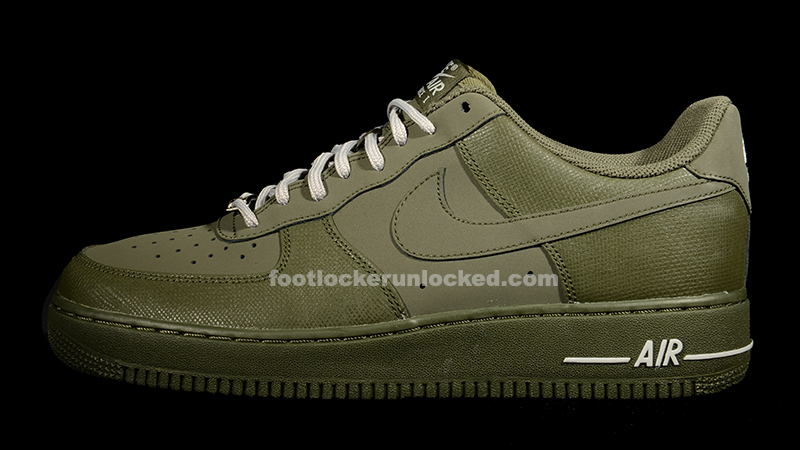 "Nike Air Force 1 Low Winterized ""Cargo Khaki"" – Foot Locker Blog b072538a8"