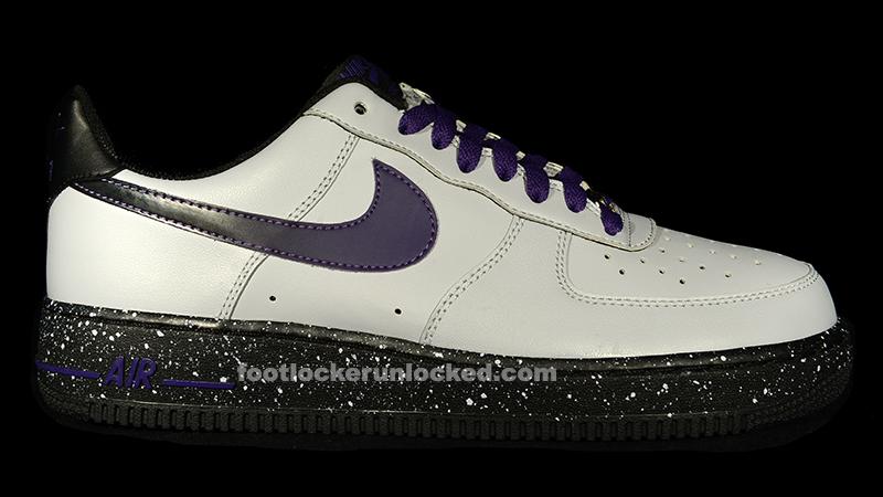 Nike Air Force 1 Paars