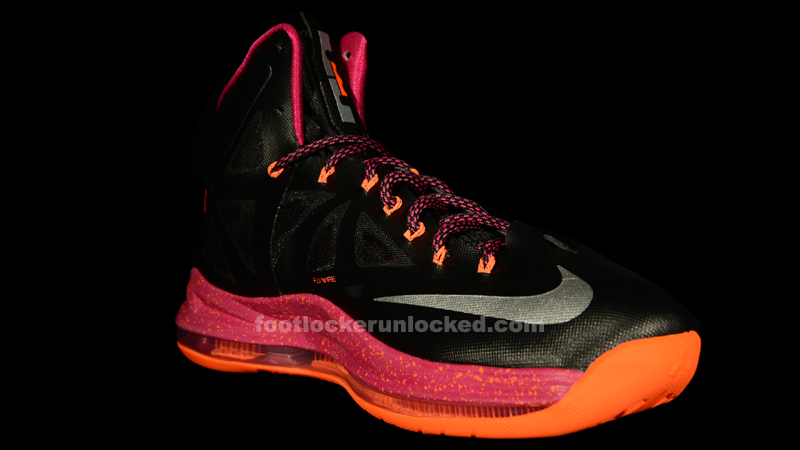 Wmns Nike LeBron 10 Floridians