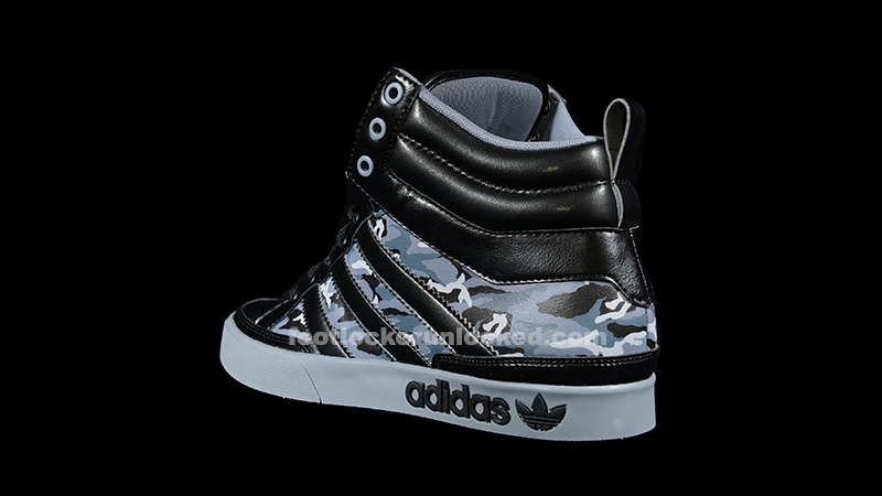 Adidas High Top Camouflage