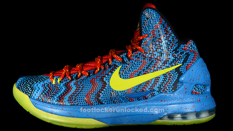Kd 5 Christmas On Feet Nike KD V  Christmas     115