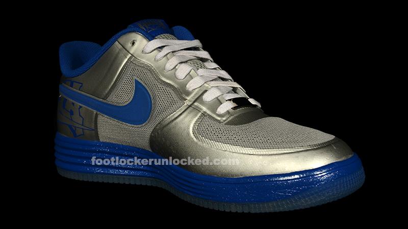 Nike Lunar Air Force 1 Fuse City Pack Los Angeles