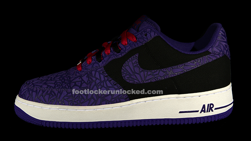 air force 1s charles barkley shoes purple
